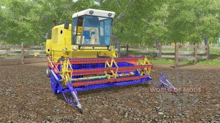 Bizon Super Z056 __ для Farming Simulator 2017