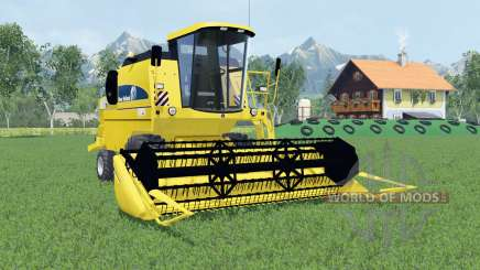 New Holland TC54 safety yellow для Farming Simulator 2015