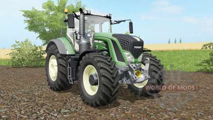Fendt 930-939 Vario extended для Farming Simulator 2017