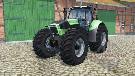 Deutz-Fahr Agrotron X 720 MoreRealistic для Farming Simulator 2013