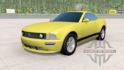 Camso Morgan GT для BeamNG Drive