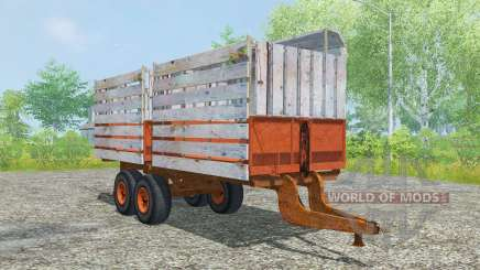 ММЗ-771 силосный для Farming Simulator 2013
