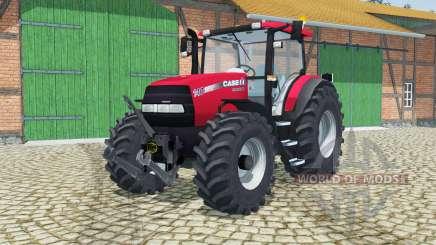 Case IH Maxxum 140 manual ignition для Farming Simulator 2013