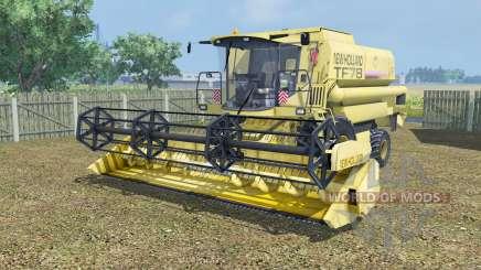 New Holland TF78 MoreRealistic для Farming Simulator 2013