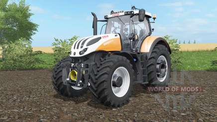 Steyr Terrus 6270&6300 CVT для Farming Simulator 2017