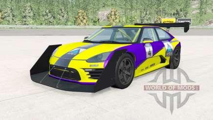 Hirochi SBR4 OMPW v0.3 для BeamNG Drive