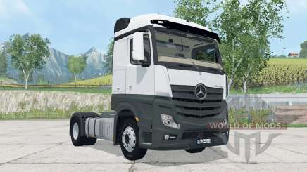 Mercedes-Benz Actros LS (MP4) для Farming Simulator 2015