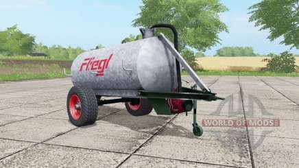 Fliegl VFW 5000 для Farming Simulator 2017