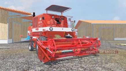 Bizon Super Z056-7 для Farming Simulator 2013