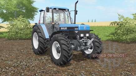 New Holland 8340 choice power для Farming Simulator 2017