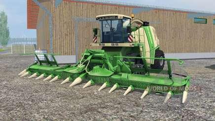 Krone BiG X 1000 track systems для Farming Simulator 2013
