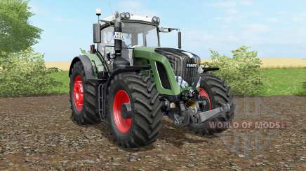 Fendt 936 Vario fruit salad для Farming Simulator 2017