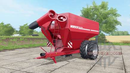 Horsch Titan 34 UW narrow twin wheels для Farming Simulator 2017