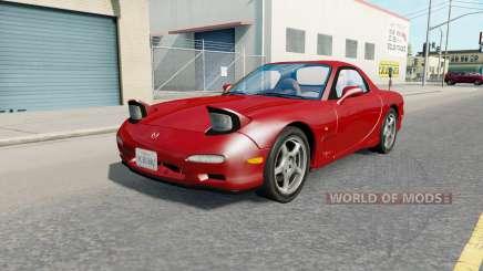 Sport Cars Traffic Pack v4.0 для American Truck Simulator