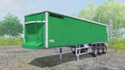 Kroger Agroliner SRB3-35 pigment green для Farming Simulator 2013