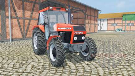 Ursus 1014  front loader для Farming Simulator 2013