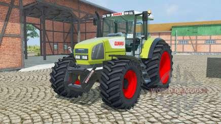 Claas Ares 826 RZ citrus для Farming Simulator 2013