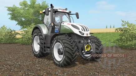 Steyr Terrus 6270&6300 CVT multicolor для Farming Simulator 2017