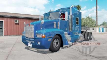 Kenworth T600A для American Truck Simulator