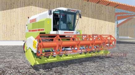 Claas Mega 218 android green для Farming Simulator 2013