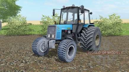 МТЗ-892 Беларус широкие колёса для Farming Simulator 2017