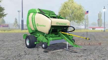 Krone Comprima V150 XC для Farming Simulator 2013
