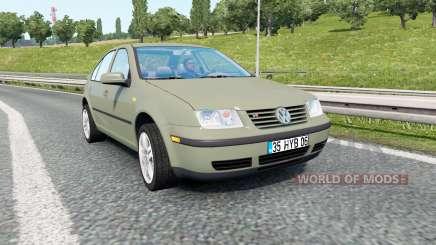 Volkswagen Bora 1999 для Euro Truck Simulator 2