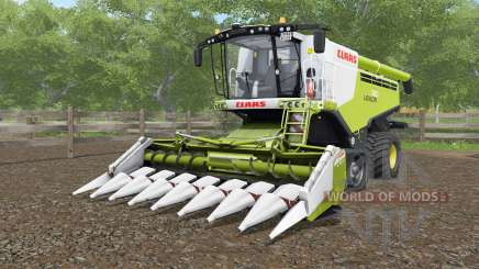 Claas Lexion 780 _ для Farming Simulator 2017