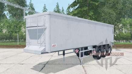 Kroger Agroliner SRB3-35 french gray для Farming Simulator 2015
