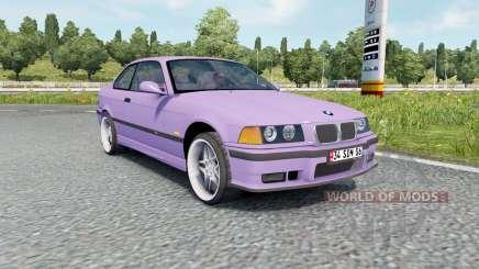 BMW M3 coupe (E36) v1.1 для Euro Truck Simulator 2
