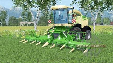 Krone BiG X 580 washable для Farming Simulator 2015
