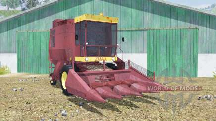 Zmaj 142 RM для Farming Simulator 2013