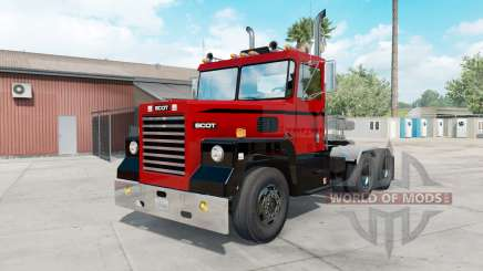 Scot A2HD v1.0.8 для American Truck Simulator