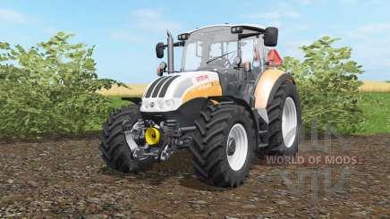 Steyr 4095&4115 Multi 2013 для Farming Simulator 2017