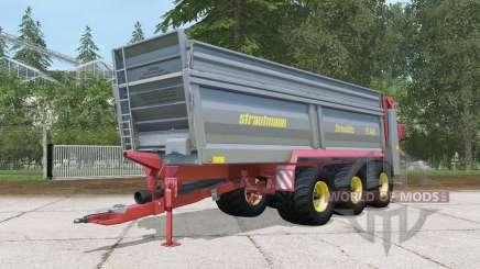 Strautmann PS 3401 lime для Farming Simulator 2015