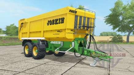 Joskin Trans-Spacᶒ 7000-23BC150 для Farming Simulator 2017