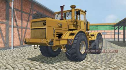 Кировец К-700А оранжевый окрас для Farming Simulator 2013
