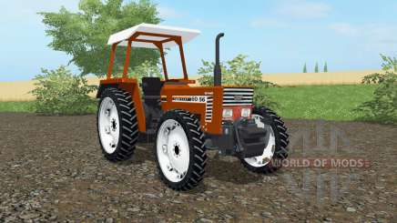 Fiat 60-56 wheels selection для Farming Simulator 2017