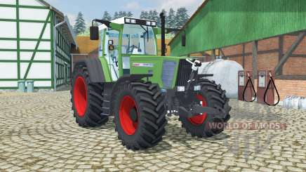 Fendt Favorit 818 Turbomatik для Farming Simulator 2013