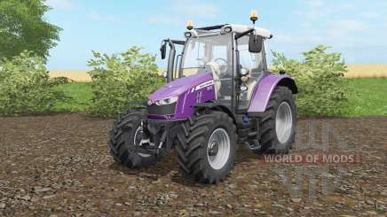 Massey Ferguson 5600-series color choice для Farming Simulator 2017