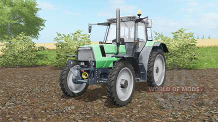 Deutz-Fahr AgroStar 6.61 have fun для Farming Simulator 2017