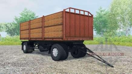 МАЗ-83781 для Farming Simulator 2013