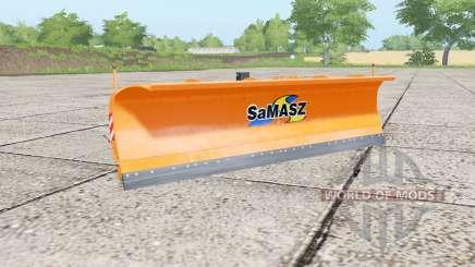 SaMASZ PSC 302 Safe для Farming Simulator 2017