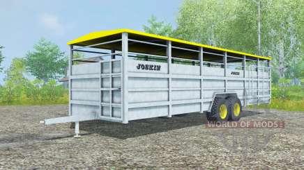 Joskin Betimax RDS 7500-2 для Farming Simulator 2013
