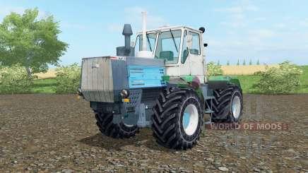 Т-150К ненасыщенный тёмно-синий окрас для Farming Simulator 2017