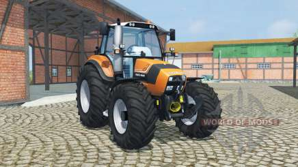 Deutz-Fahr Agrotron TTV 430 wheel options для Farming Simulator 2013