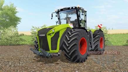 Claas Xerion 5000 Trac VC full edition для Farming Simulator 2017