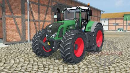 Fendt 939 Vario wheels weights для Farming Simulator 2013