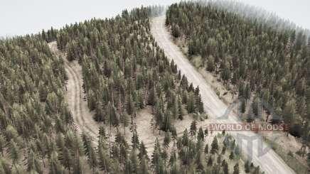 Fox Marsh Road для MudRunner