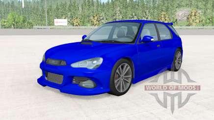 Hirochi Sunburst wagon для BeamNG Drive